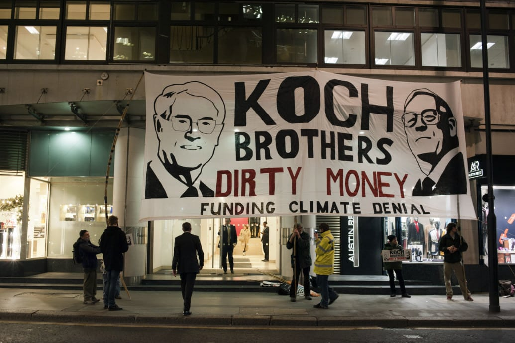 Inside the koch brothers 39 toxic empire schwartzreport for Koch industries