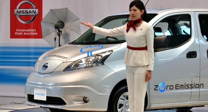 Japan now has more electric car charging points than gas ...