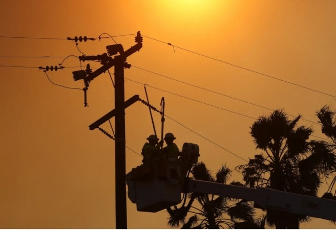 The US power grid is not ready for climate change