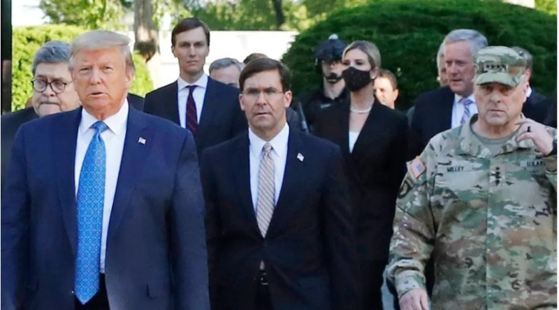 Surprising and Growing Evidence of Trump's True Coup Fears